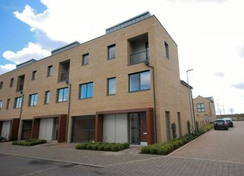 Thumbnail 4 bedroom town house to rent in Glebe Farm Drive, Trumpington, Cambridge