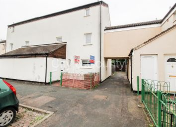 Thumbnail 5 bed end terrace house for sale in Crabtree, Paston, Peterborough