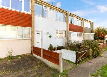 Thumbnail 3 bed terraced house for sale in Chatham Pavement, Basildon