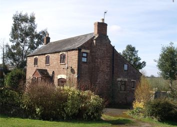 Thumbnail 3 bed detached house for sale in Grove Common, Sellack, Ross-On-Wye, Herefordshire