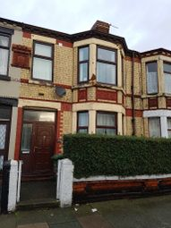 Thumbnail 5 bedroom terraced house for sale in St. Pauls Road, Wallasey