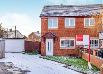 Thumbnail 2 bedroom semi-detached house for sale in Ladgate Grange, Middlesbrough