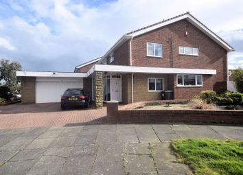 Thumbnail 4 bed detached house for sale in Beach Road, North Shields