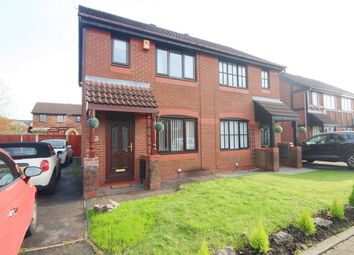 Thumbnail 2 bed semi-detached house to rent in Malvern Close, Great Sankey, Warrington