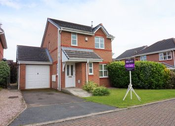 Thumbnail 3 bed detached house for sale in Condor Way, Preston