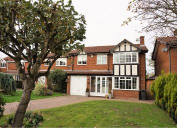 Thumbnail 4 bed detached house for sale in Beighton Close, Four Oaks, Sutton Coldfield