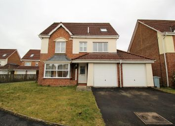 Thumbnail 6 bed detached house for sale in Strathallan Avenue, East Kilbride