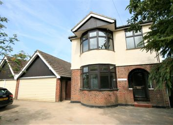 Thumbnail 4 bed detached house for sale in Hastingwood Road, Hastingwood