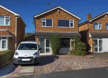 Thumbnail 4 bed detached house for sale in Bennett Rise, Huncote, Leicester