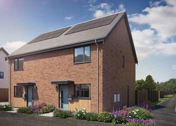 Thumbnail 2 bedroom semi-detached house for sale in Swans Nest, Brandon Road, Swaffham