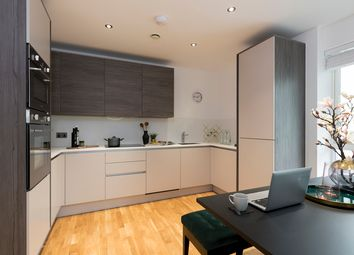 Thumbnail 3 bedroom flat for sale in Dalmeny Avenue, Islington, London