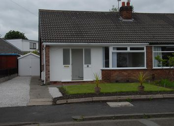Thumbnail 2 bedroom semi-detached bungalow for sale in Norbury Grove, Sharples Bolton