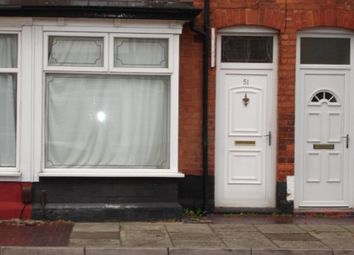 Thumbnail 2 bedroom terraced house to rent in Kitchener Road (Epm016S), Selly Park, Birmingham, West Midlands