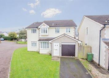 Thumbnail 5 bedroom detached house for sale in Tremlett Grove, Ipplepen, Newton Abbot, Devon.