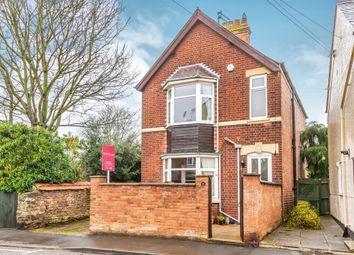 Thumbnail 3 bed detached house for sale in Burley Road, Langham, Oakham
