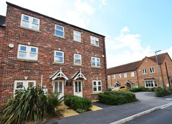 Thumbnail 4 bed town house to rent in Dovecote, Wombwell, Barnsley