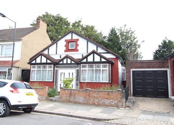 Thumbnail 3 bed detached bungalow to rent in Chichester Road, London