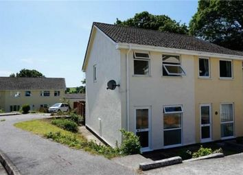 Thumbnail 2 bed end terrace house to rent in Old Roselyon Road, St Blazey, Par, Cornwall