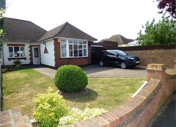 Thumbnail 3 bedroom semi-detached bungalow for sale in Dulverton Avenue, Westcliff On Sea, Westcliff On Sea