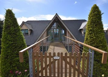 Thumbnail 4 bed detached house for sale in Bank Crescent, Ledbury, Herefordshire