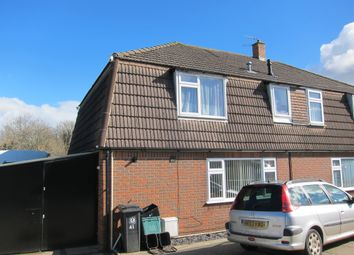 Thumbnail 2 bed flat for sale in Blackthorn Road, Hartcliffe, Bristol