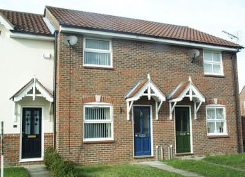 Thumbnail 2 bedroom town house to rent in Freeland Close, Taverham