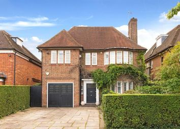 Thumbnail 5 bed detached house for sale in Kingsley Way, Hampstead Garden Suburb, London