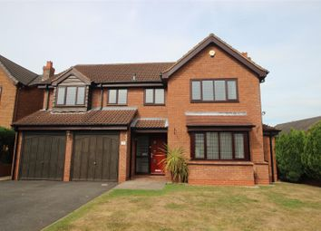 Thumbnail 4 bedroom detached house for sale in Powell Road, Priorslee, Telford