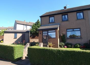 Thumbnail 3 bed semi-detached house for sale in Wedderburn Crescent, Dunfermline