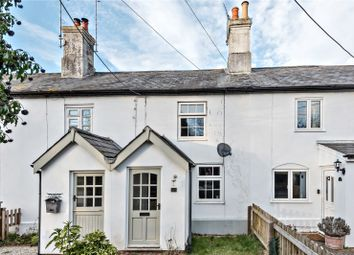 Thumbnail 2 bed terraced house for sale in Links Cottages, Tichborne Down, Alresford, Hampshire