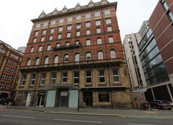 Thumbnail 1 bed flat to rent in Wellington Street, Leeds