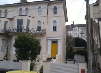 Thumbnail 3 bed flat for sale in Chapel Park Road, St. Leonards-On-Sea