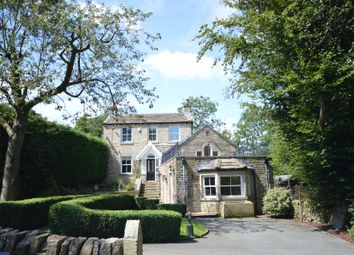 4 bed detached house for sale in Hill Lane, Upperthong, Holmfirth HD9