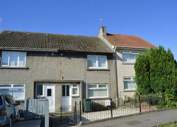 Thumbnail 2 bed terraced house for sale in Schaw Avenue, Drongan, Ayr