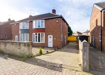 Thumbnail 2 bed semi-detached house for sale in Stag Crescent, Stag, Rotherham