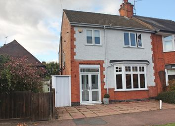 Thumbnail 3 bed semi-detached house for sale in Westhill Road, Western Park, Leicester