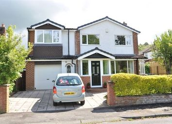 Thumbnail 4 bed detached house for sale in Baliol Road, Stocksfield