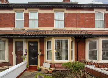 Thumbnail 4 bedroom terraced house for sale in Clifford Road, Blackpool