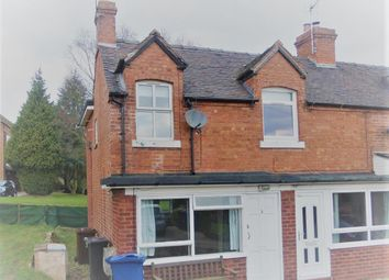 Thumbnail 1 bed flat to rent in Lichfield Road, Abbots Bromley, Rugeley