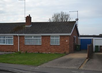 Thumbnail 2 bed semi-detached bungalow for sale in Cherryholt Avenue, March
