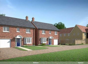 Thumbnail 4 bed detached house for sale in Otterham Quay Lane, Gillingham, Kent