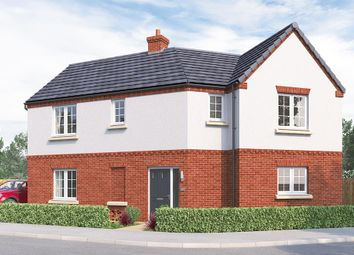 "Thumbnail 4 bed detached house for sale in ""The Oldbury"" at Greenhill Road, Coalville"