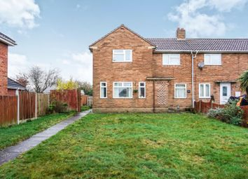 Thumbnail 3 bed end terrace house for sale in Warren Place, Walsall