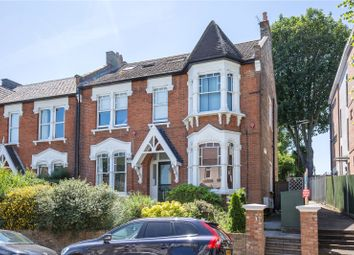 Thumbnail 2 bed flat for sale in Womersley Road, Crouch End, London