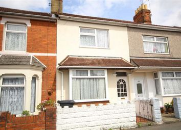 Thumbnail 2 bedroom terraced house for sale in Gladstone Street, Swindon