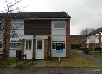 Thumbnail 2 bedroom end terrace house for sale in Ascot Close, Ely, Cardiff