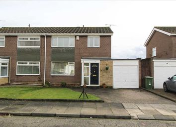 3 bed semi-detached house for sale in Gainsborough Place, Southfield Green, Cramlington NE23