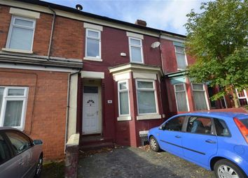 Thumbnail 5 bedroom terraced house to rent in Acomb Street, Rusholme, Manchester