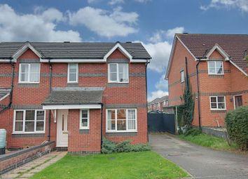 Thumbnail 3 bed semi-detached house for sale in Cheviot Close, Trowbridge