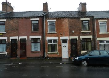 Thumbnail 2 bedroom terraced house for sale in Nash Peake Street, Tunstall, Stoke-On-Trent